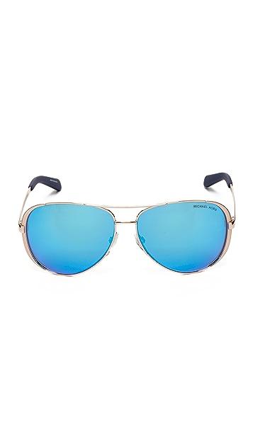 dcb51e73d5d7 Michael Kors Chelsea Polarized Sunglasses | SHOPBOP