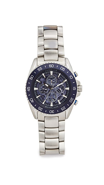 Michael Kors JetMaster Automatic Chronograph Watch
