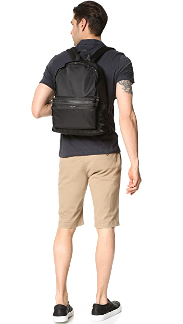 Michael Kors Kent Nylon Backpack