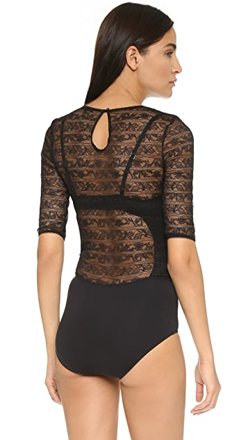 Morgan Lane Kate Bodysuit
