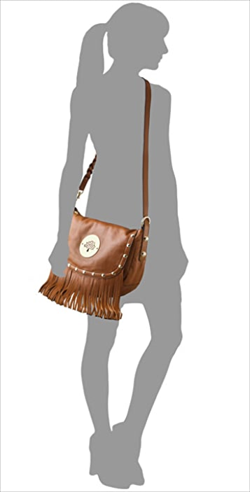 ... Mulberry Daria Satchel with Fringe 7dad2d994bbb1