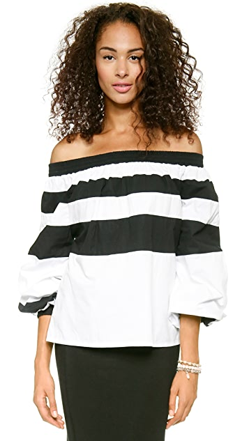 MLM Label Afar Off the Shoulder Top