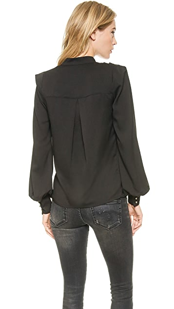 MLM LABEL Shoulder Blouse