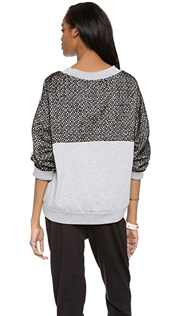 Margaux Lonnberg Nelson Chine Pullover