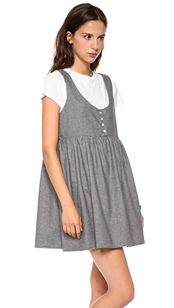 Margaux Lonnberg Lou Chambray Dress