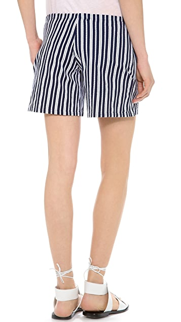 Margaux Lonnberg Hugo Shorts