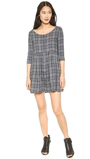 Margaux Lonnberg Emy Short Dress
