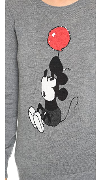 Markus Lupfer Up And Away Mickey Sweater