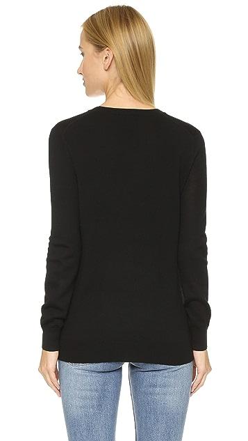 Markus Lupfer Embellished Natalie Sweater