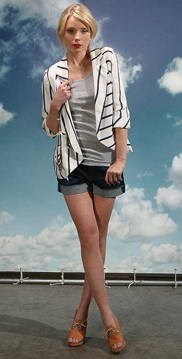 Madison Marcus Infinite Striped Jacket
