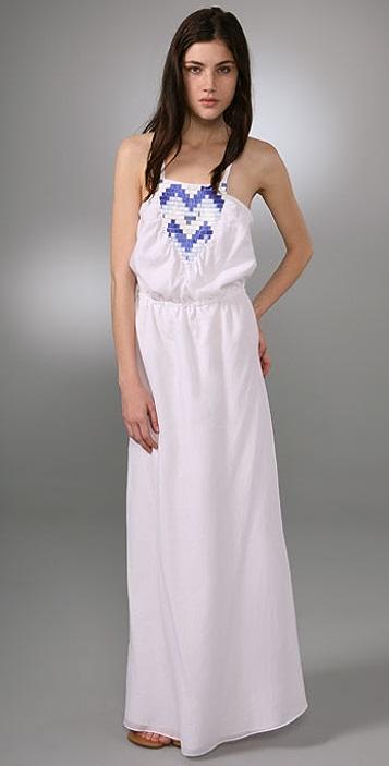 Madison Marcus Mystify Long Dress