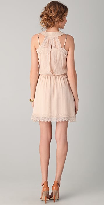 Madison Marcus Triumph Lace Dress