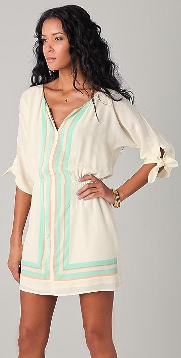 Madison Marcus Accomplish Striped Dress