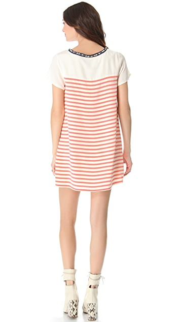 Madison Marcus Electric Striped Dress