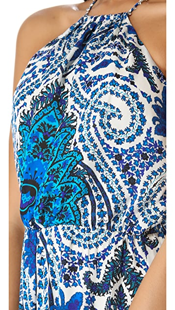 Madison Marcus Pop Maxi Dress