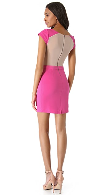 Madison Marcus Boom Cutout Dress
