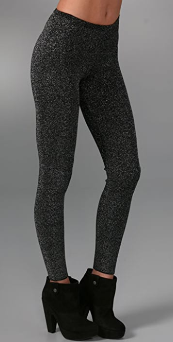 M Missoni Metallic Leggings
