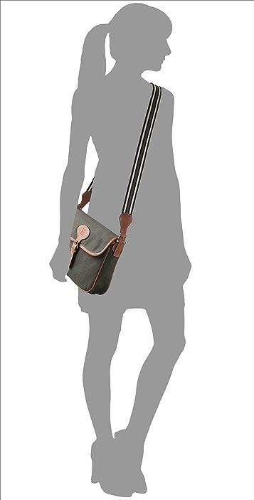 M Missoni Saddle Bag