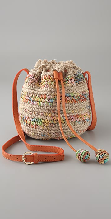 M Missoni Satchel Bag