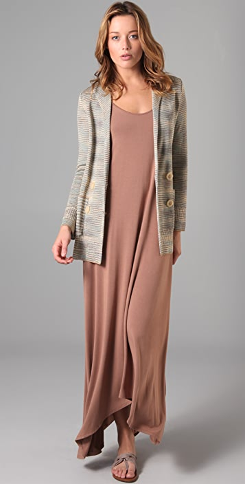 M Missoni V Neck Knit Blazer