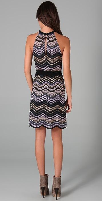 M Missoni Sleeveless Knit Dress