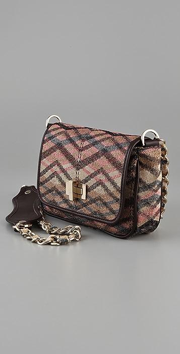 M Missoni Metallic Cross Body Bag