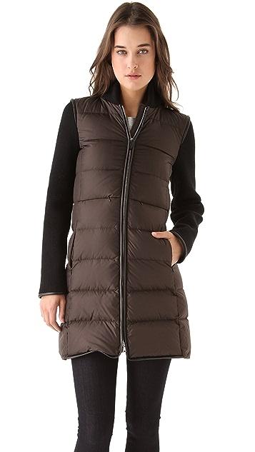 M Missoni Puffer Coat