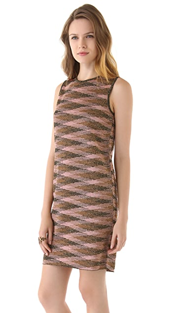 M Missoni Space Dye Shift Dress