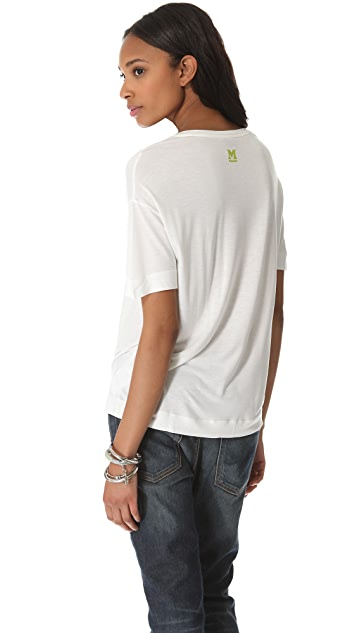 M Missoni Sea Shell Tee Shirt
