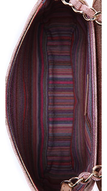M Missoni Space Dye Shoulder Bag
