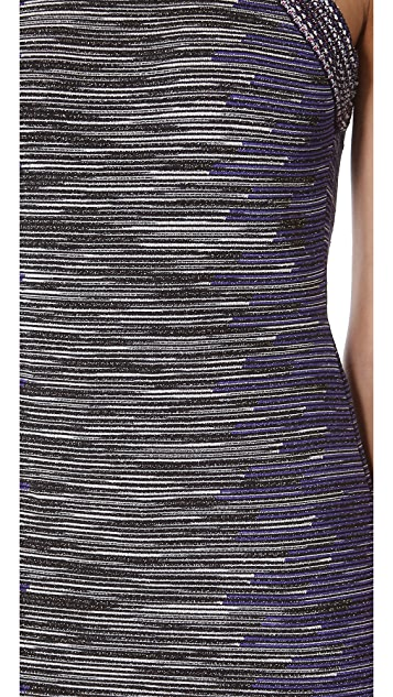 M Missoni Lurex Space Dye Dress