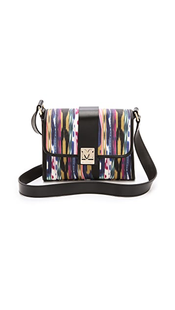 M Missoni Woven Shoulder Bag