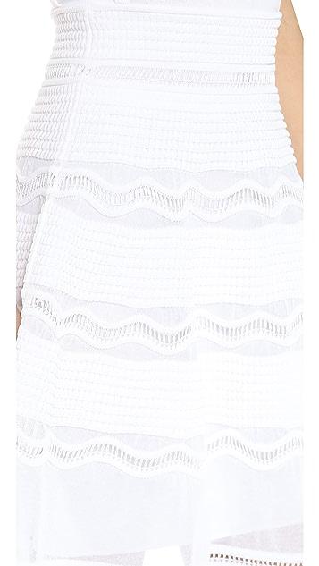 M Missoni Solid Rib Tank Dress