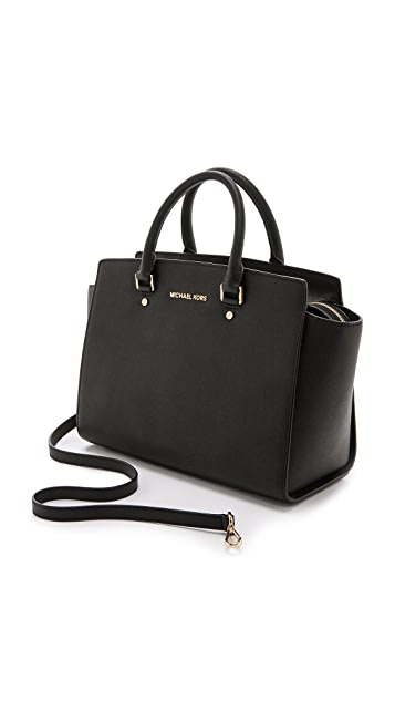 Selma Large TZ Satchel