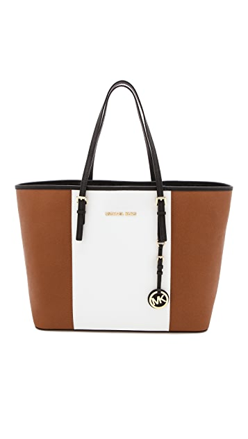 MICHAEL Michael Kors Jet Set Travel Travel Tote