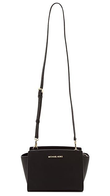 MICHAEL Michael Kors Selma Medium Messenger Bag