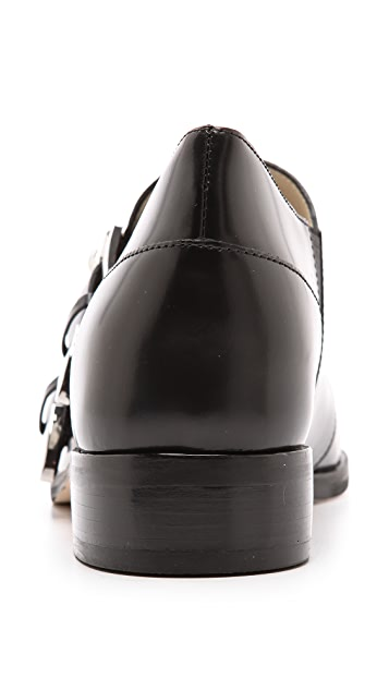 MICHAEL Michael Kors Robin Monk Strap Flats