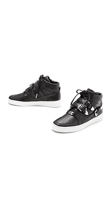 MICHAEL Michael Kors Robin High Top Sneakers