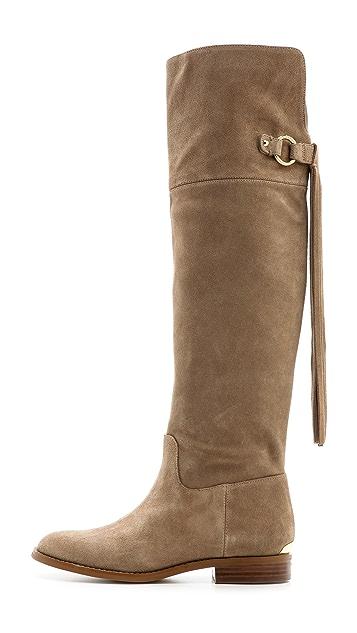 MICHAEL Michael Kors Rhea Boots with Tassel