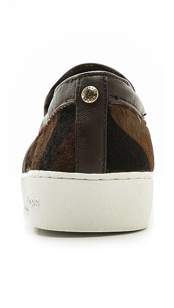 MICHAEL Michael Kors Keaton Slip On Sneakers