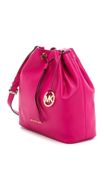 MICHAEL Michael Kors Jules Large Drawstring Bucket Bag