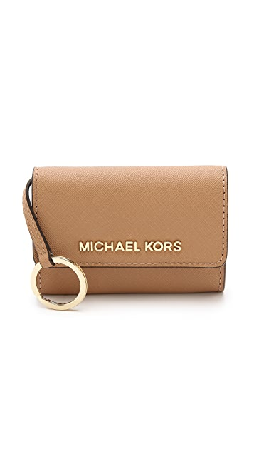 4da1753ae343 MICHAEL Michael Kors Jet Set Travel Coin Purse