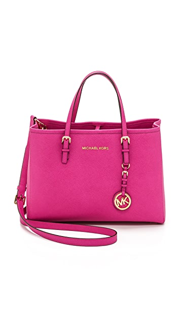MICHAEL Michael Kors Jet Set East / West Tote
