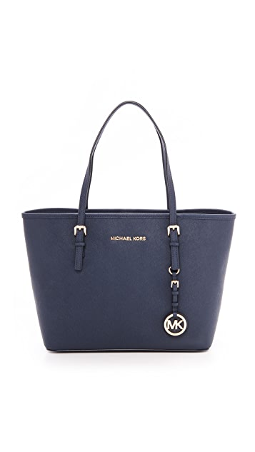 a455e246a998df MICHAEL Michael Kors Small Jet Set Travel Tote | SHOPBOP