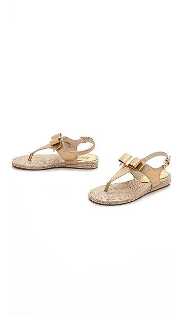 MICHAEL Michael Kors Meg Thong Sandals