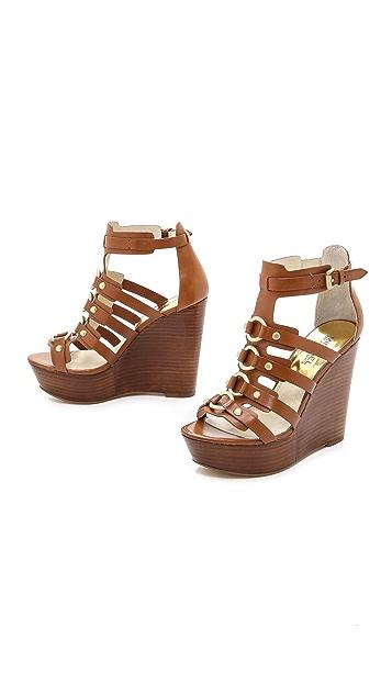 MICHAEL Michael Kors Nadine Wedge Sandals