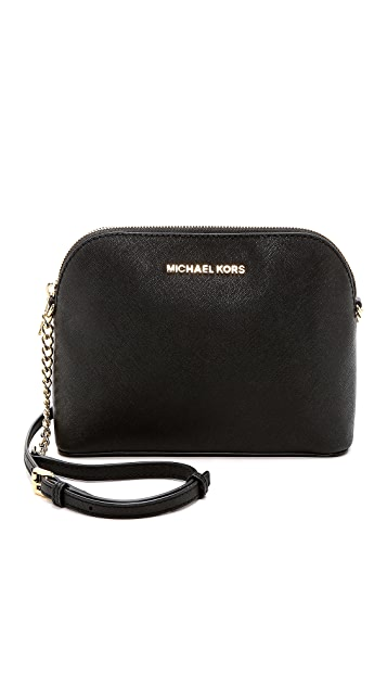 51d7c7cc77b4 MICHAEL Michael Kors Cindy Dome Cross Body Bag | SHOPBOP