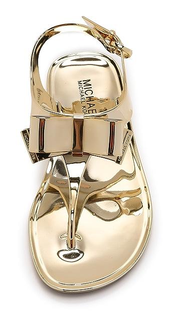 1a0592fae50 ... MICHAEL Michael Kors Kayden Metallic Jelly Sandals ...