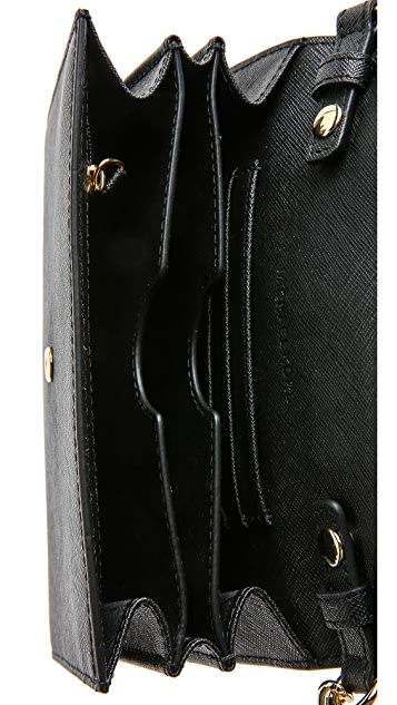 MICHAEL Michael Kors Jet Set Large Phone Cross Body Bag