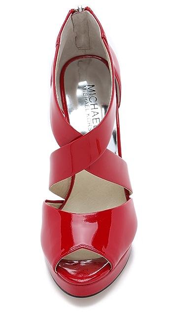 MICHAEL Michael Kors Ariel Platform Sandals
